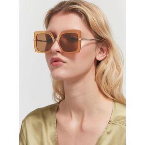Urban Outfitters Retro Square Sunglasses